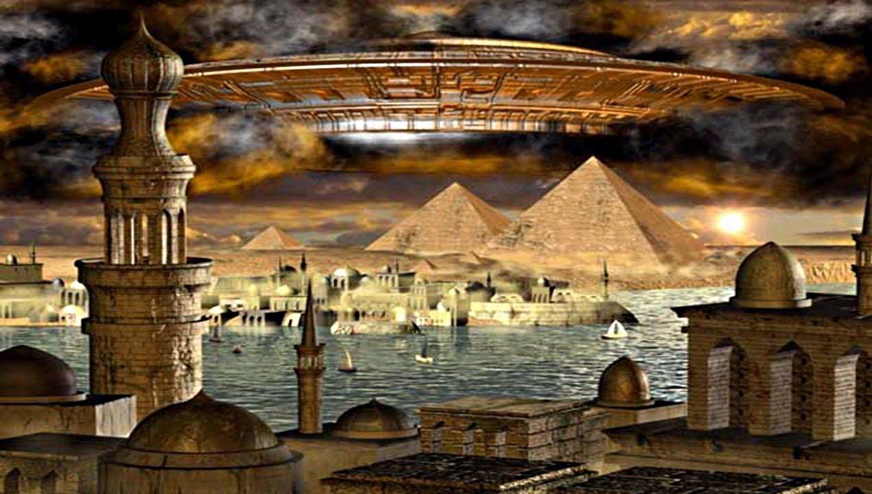 Jaké důkazy o UFO ze starověku známe?