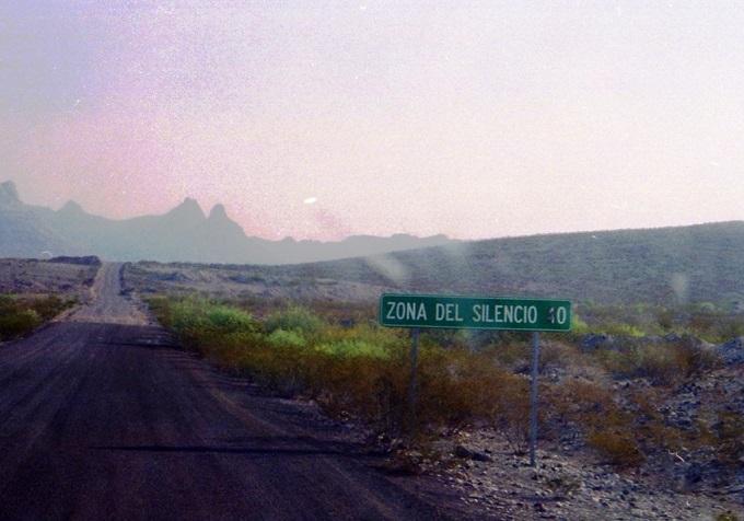 Zóna ticha v Mexiku
