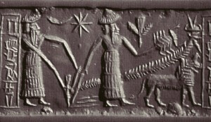 Destička ze Sumeru