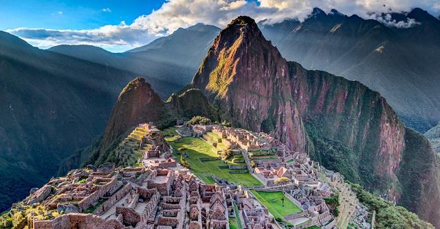 Dešifrování Machu Picchu