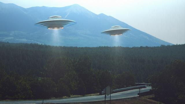 Kde jsou všechna UFO