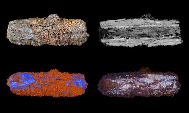 artefakty pocházející z vesmíru