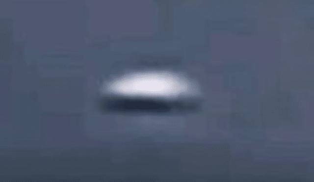 UFO spatřeno v bouři na brazilském LIVE zpravodajství